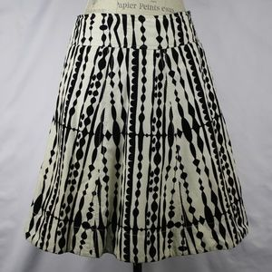 Anthropologie Skirt By 9-H15 STCL Postmark Size 8